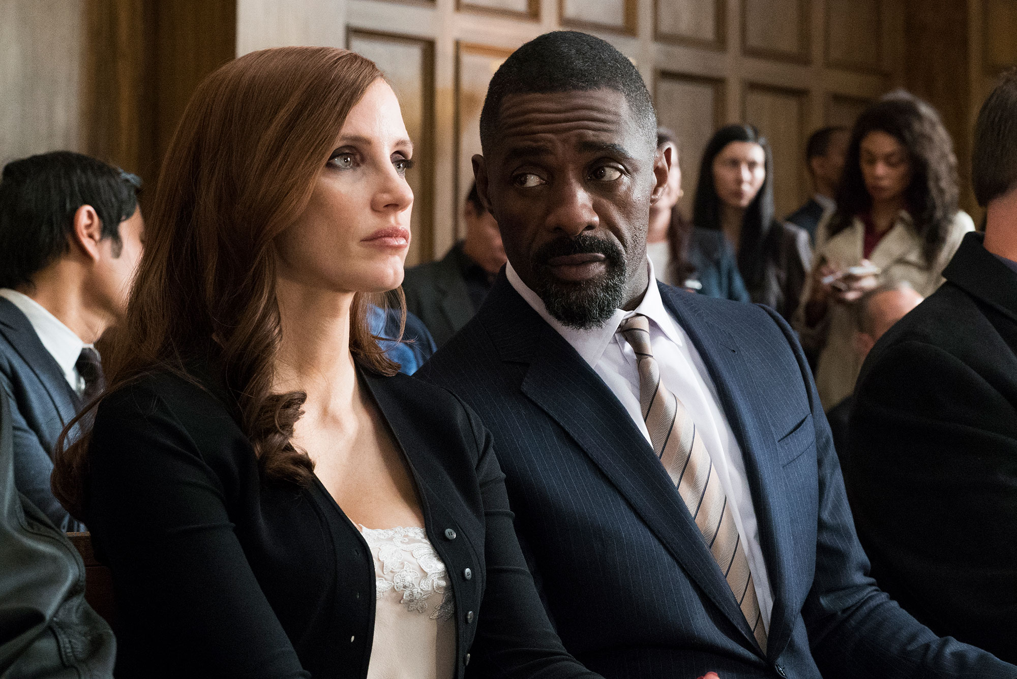 Molly's Game pulls a poker face? Nope, we don't know how the game works