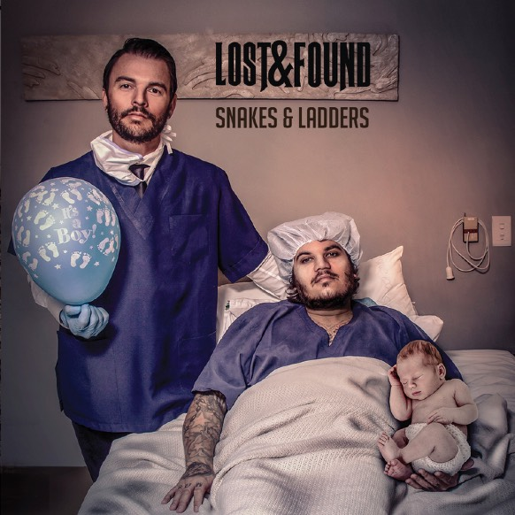 Lost&Found - Snakes & Ladders