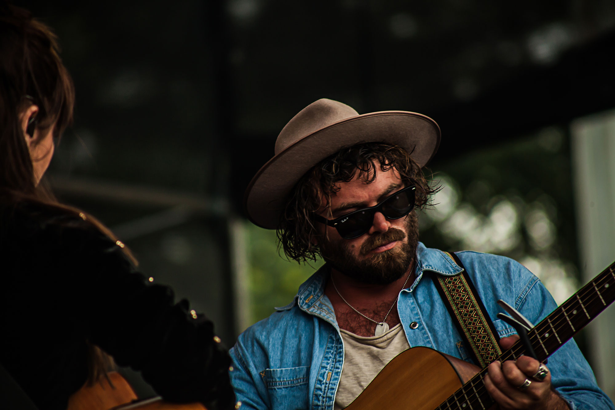 Angus & Julia Stone brings it at Parklife