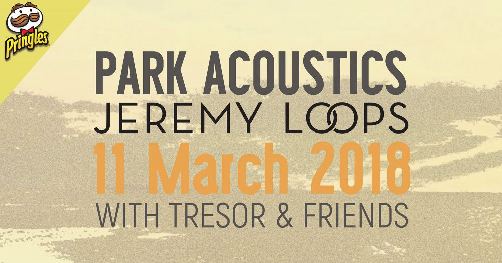 Park Acoustics March 2018 - Jeremy Loops