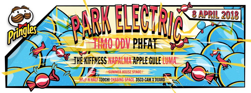 Park Acoustics, Park Electric - April 2018
