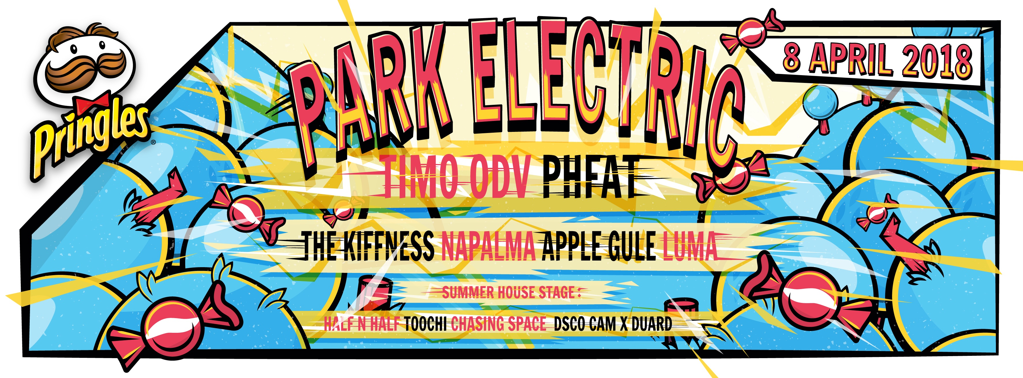 GIVEAWAY: Park ELECTRIC Tickets