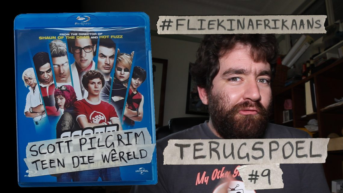 Terugspoel Top 40 flieks #9 – Scott Pilgrim vs The World (2010)