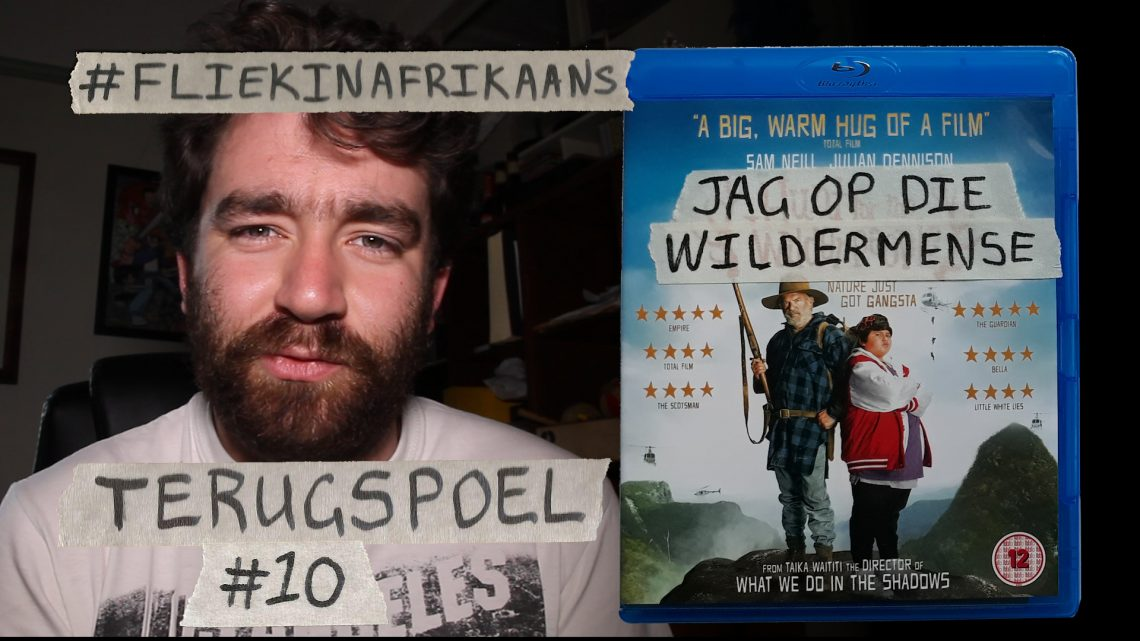 Terugspoel Top 40 flieks #10 – Hunt For The Wilderpeople (2016)