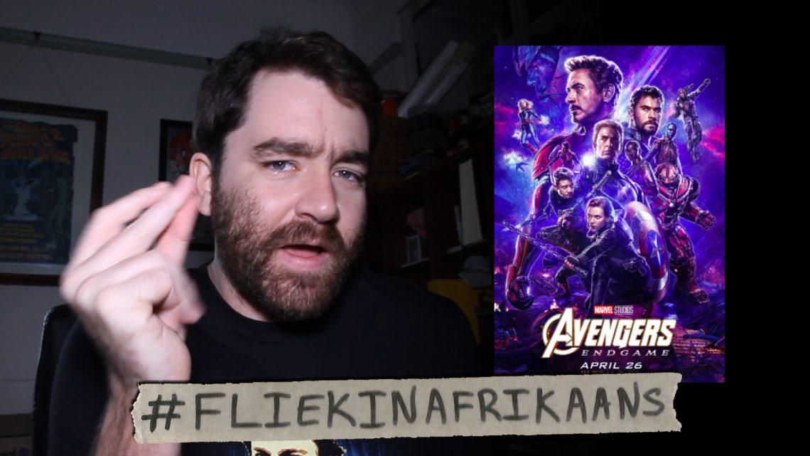 Avengers: Endgame #FliekInAfrikaans resensie