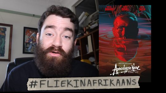 Apocalypse Now Final Cut #FliekInAfrikaans resensie