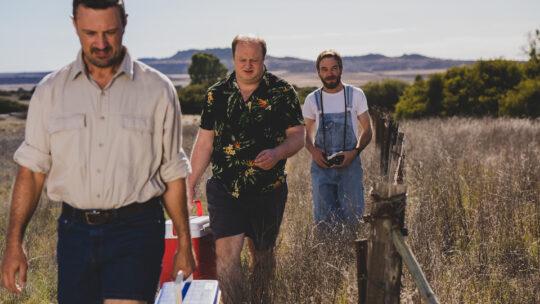 Nêrens, Noord-Kaap: Topgehalte TV-drama