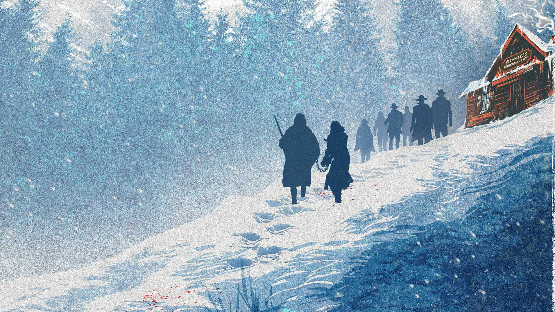 The Hateful Eight – Tarantino wants to get there last