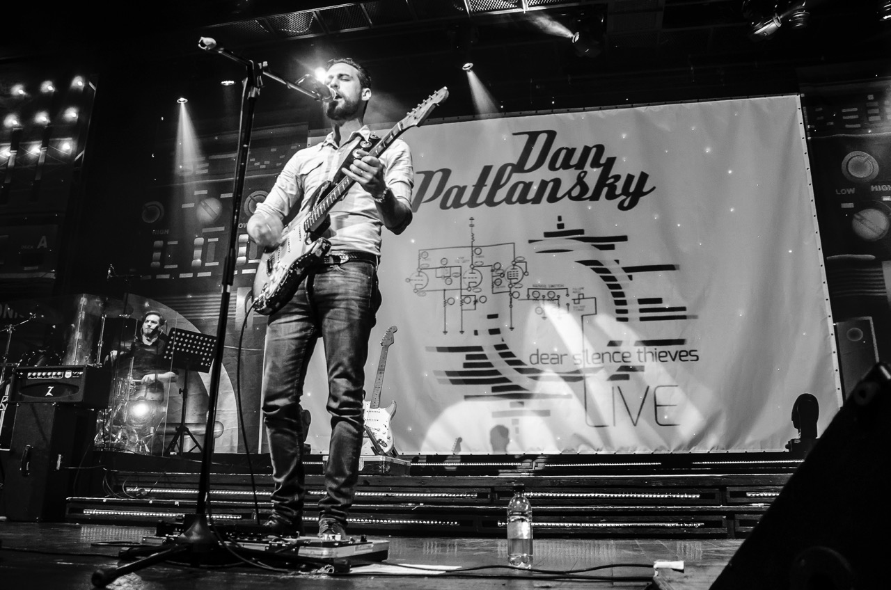 Dan Patlansky launches new album: Introvertigo
