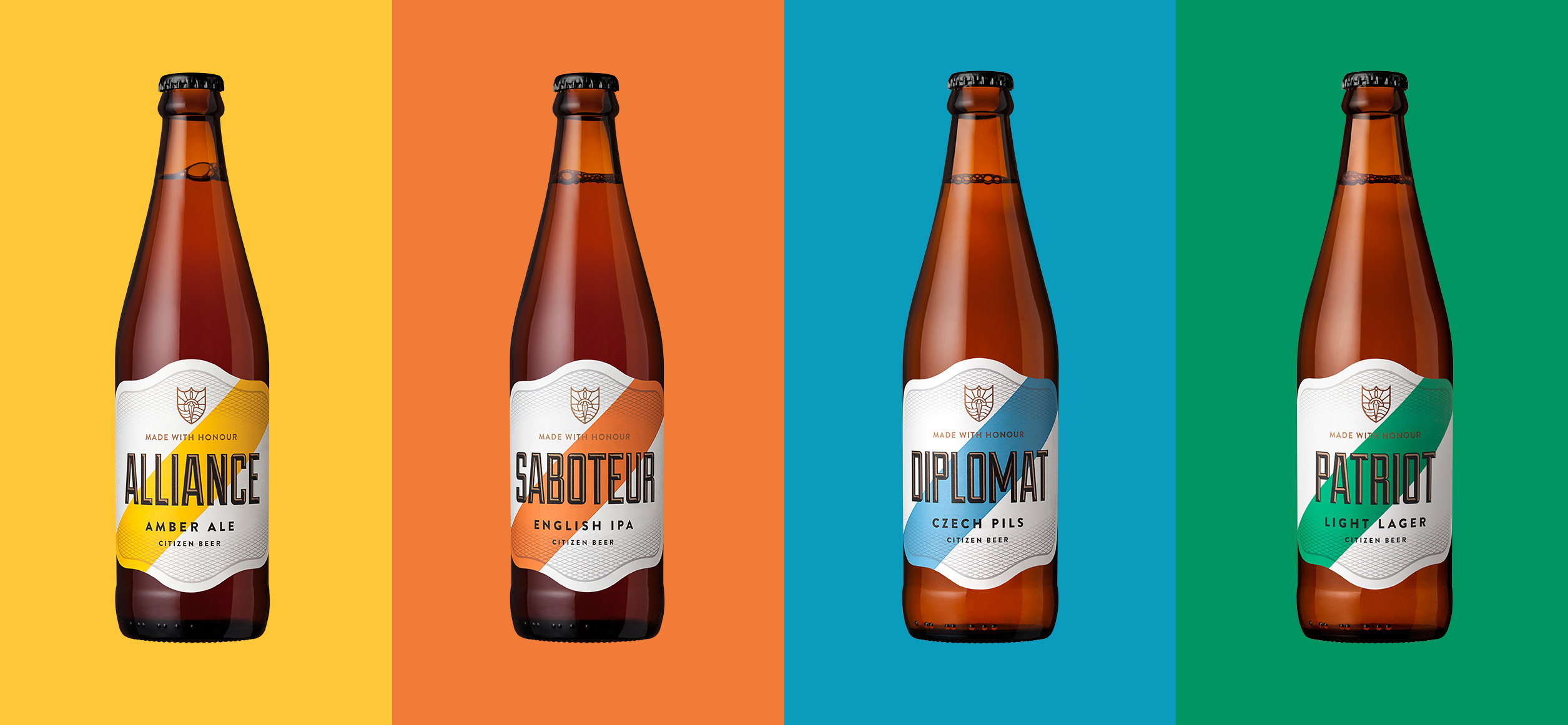 """Made with Honour"" – A chat with Citizen Beer"