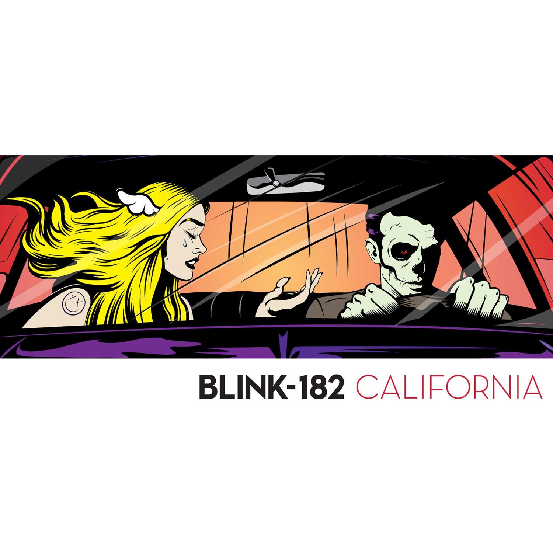Blink-182 pens an ode to California