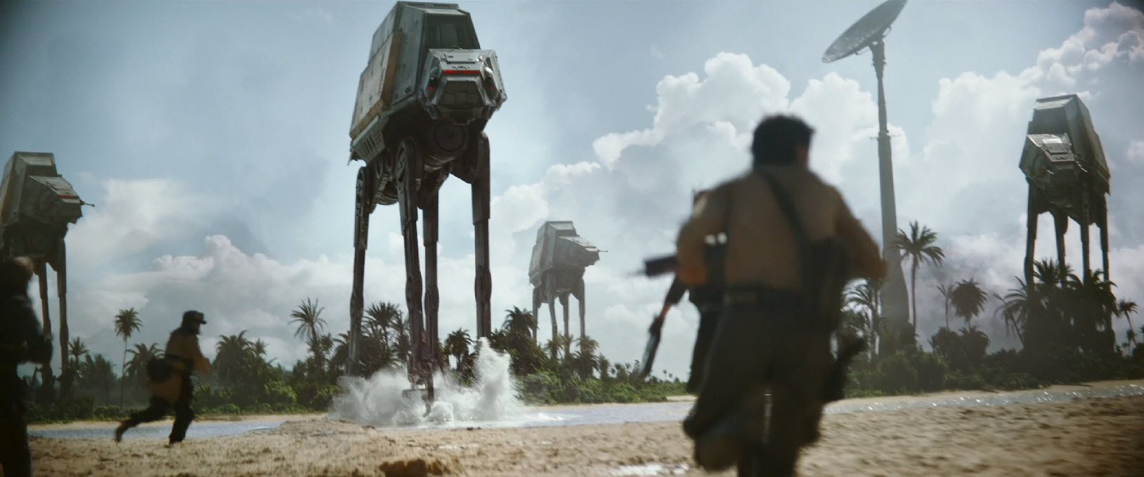 Rogue One: A Star Wars Story with a difference