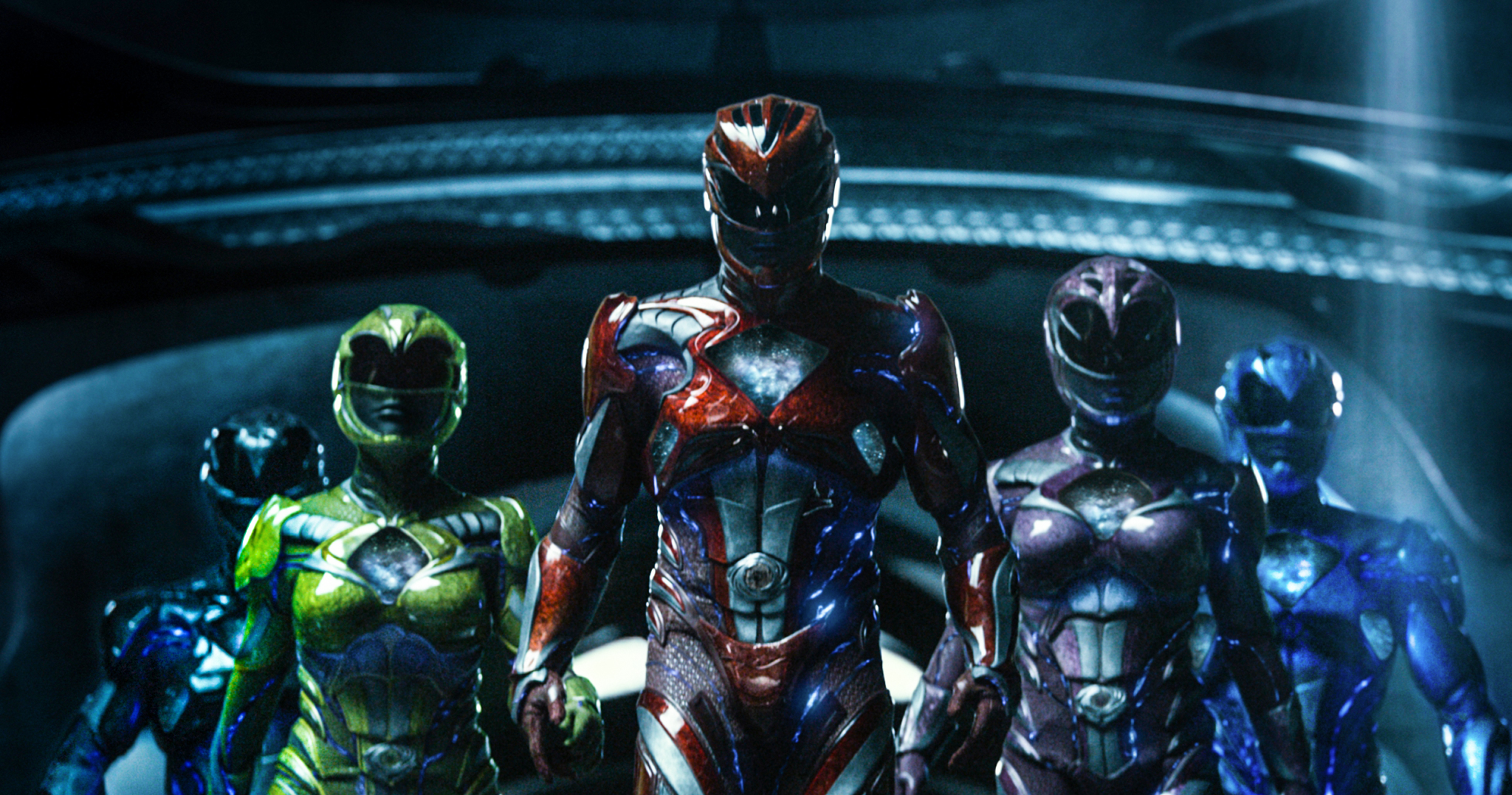 Power Rangers: A Mostly Mighty Morphin' Movie