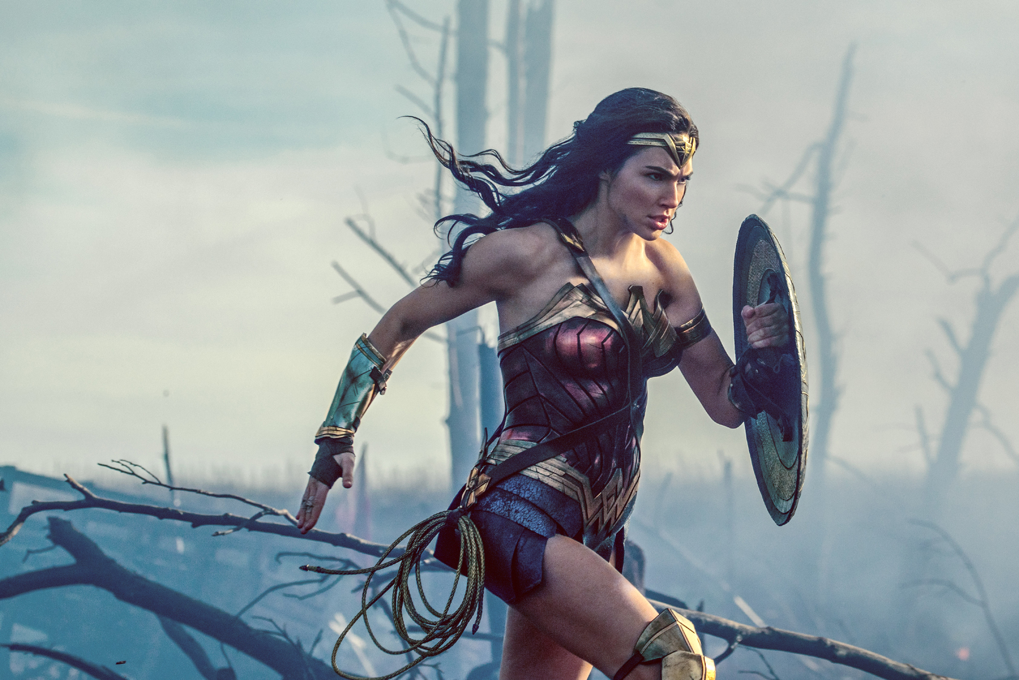 Wonder Woman: Time to stop wondering