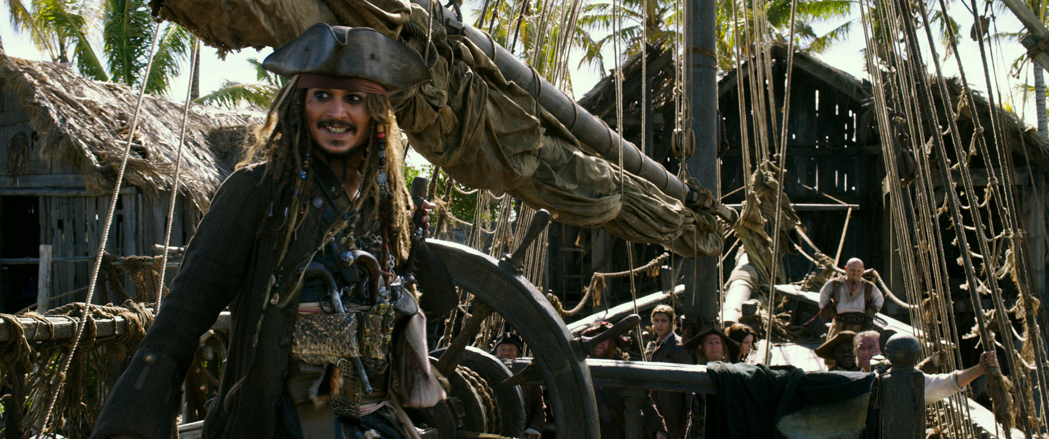 Pirates of the Caribbean: Dead Men Tell No Tales, but Disney does, over and over again