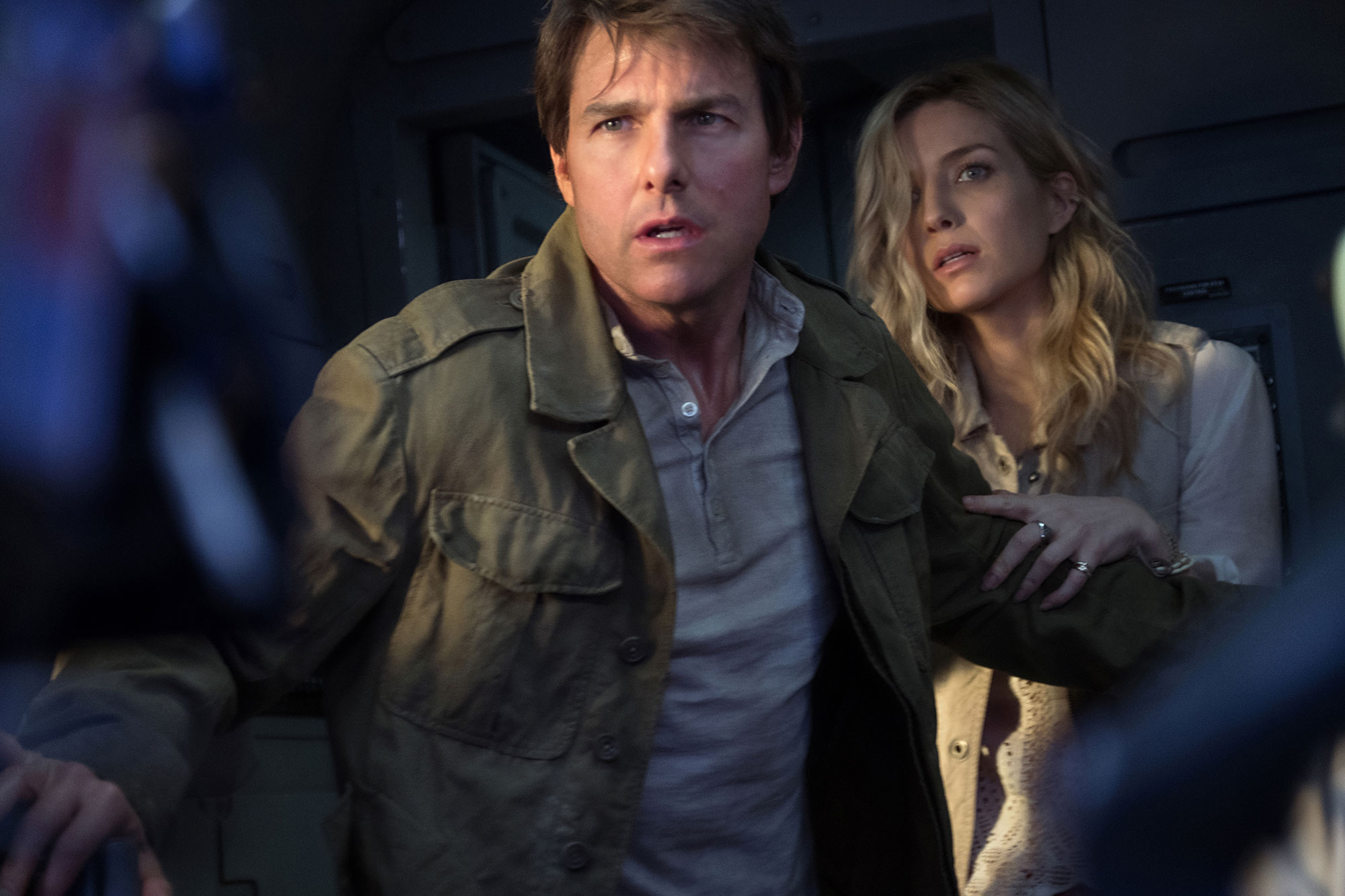 Tom Cruise ignites a new franchise with The Mummy
