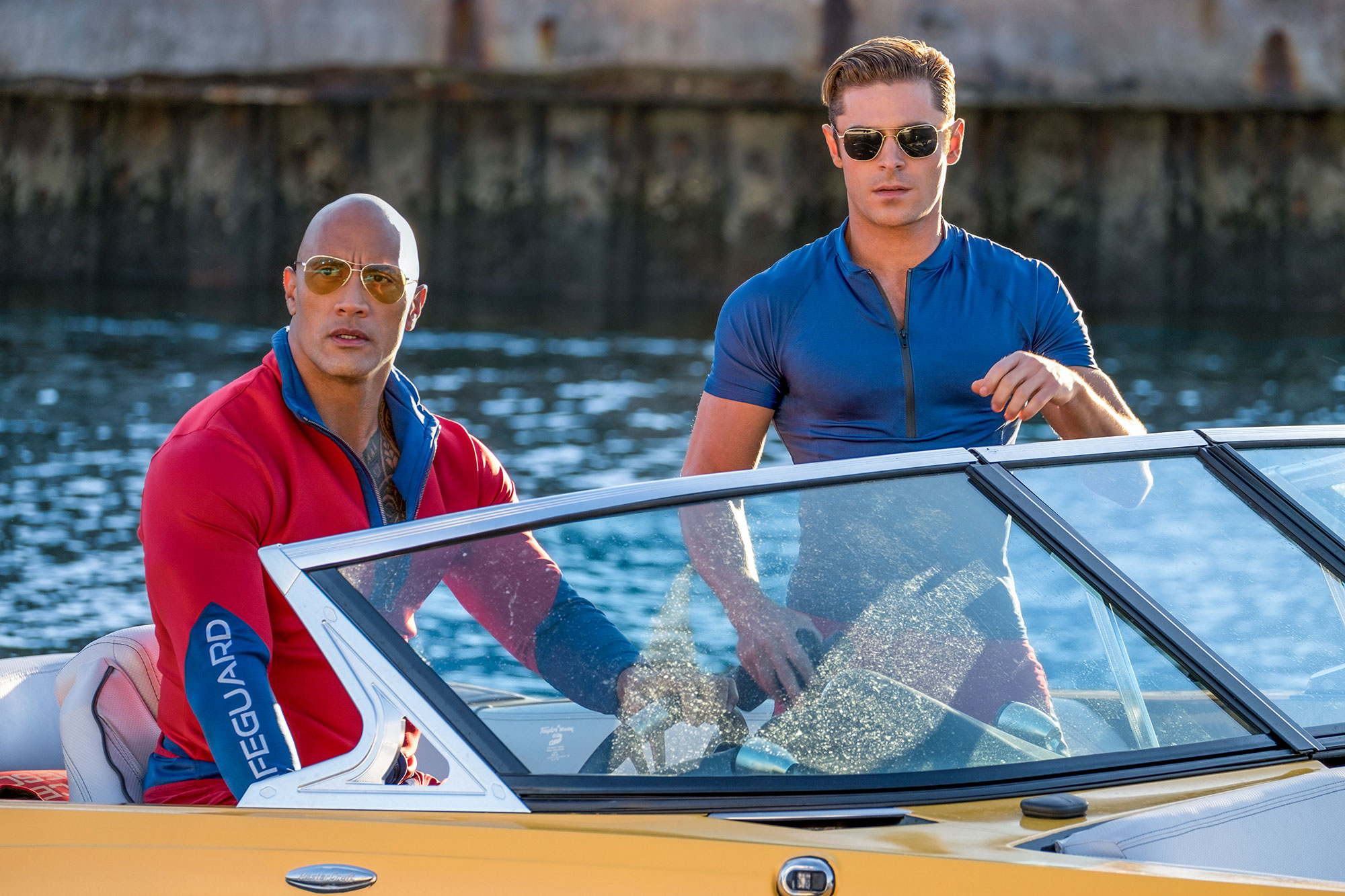 Baywatch – Self-mocking magic on the big screen