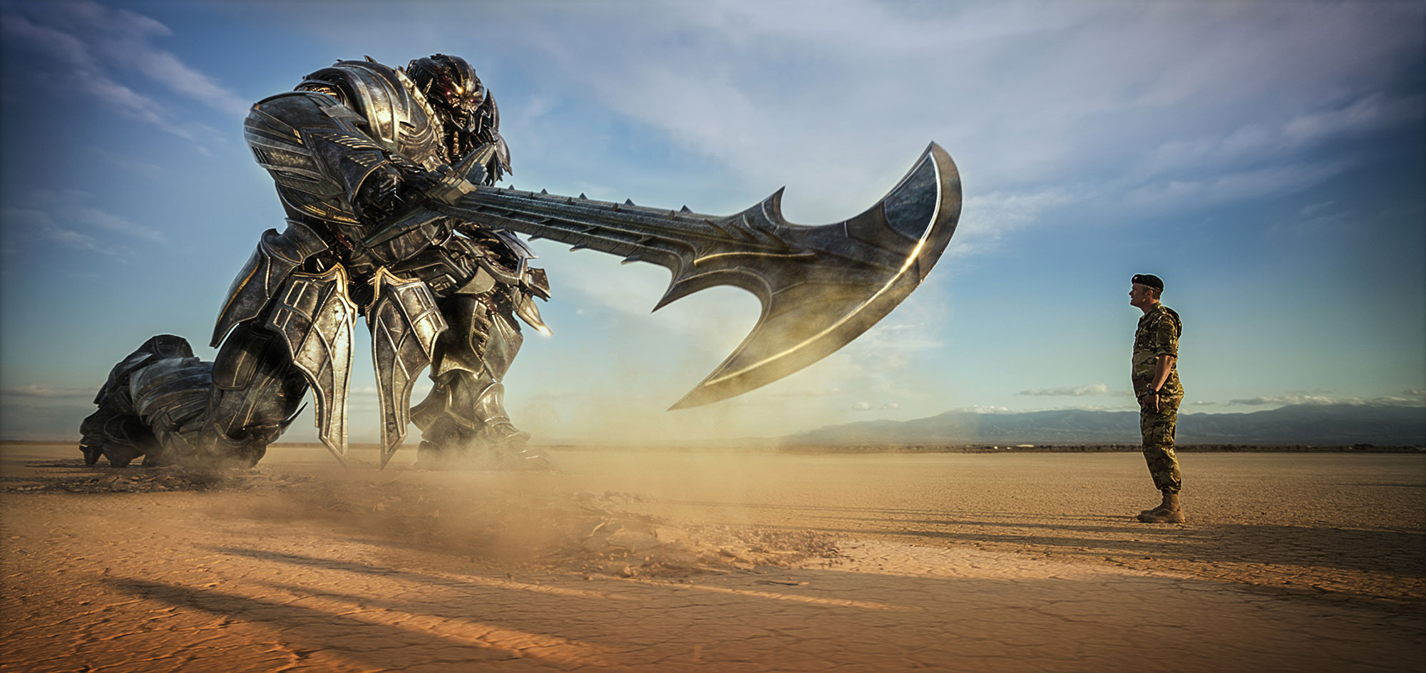 Does Transformers: The Last Knight stand up to the hype? Who knows.