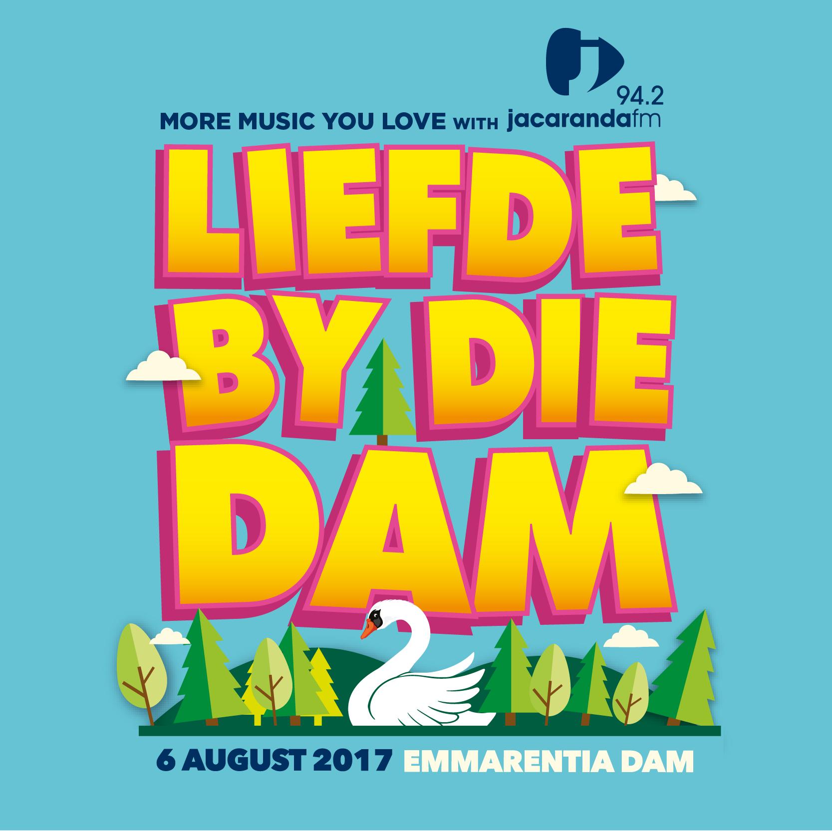 TICKET GIVEAWAY: Liefde by die Dam 2017
