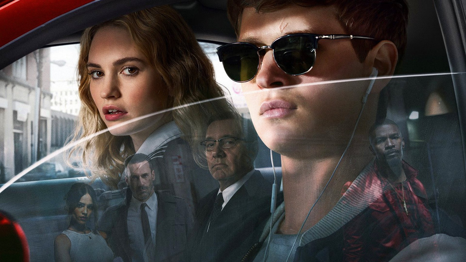 I hit the road and I'm gone: Baby Driver