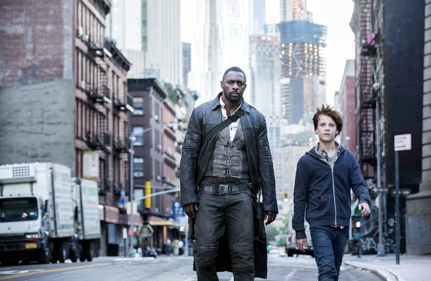 Dark Tower, beige film