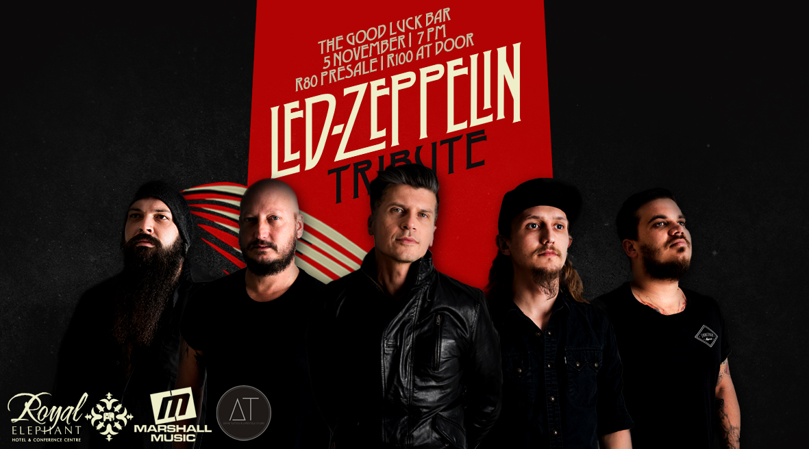 GIVEAWAY: Led Zeppelin Tribute Show Ticket Giveaway