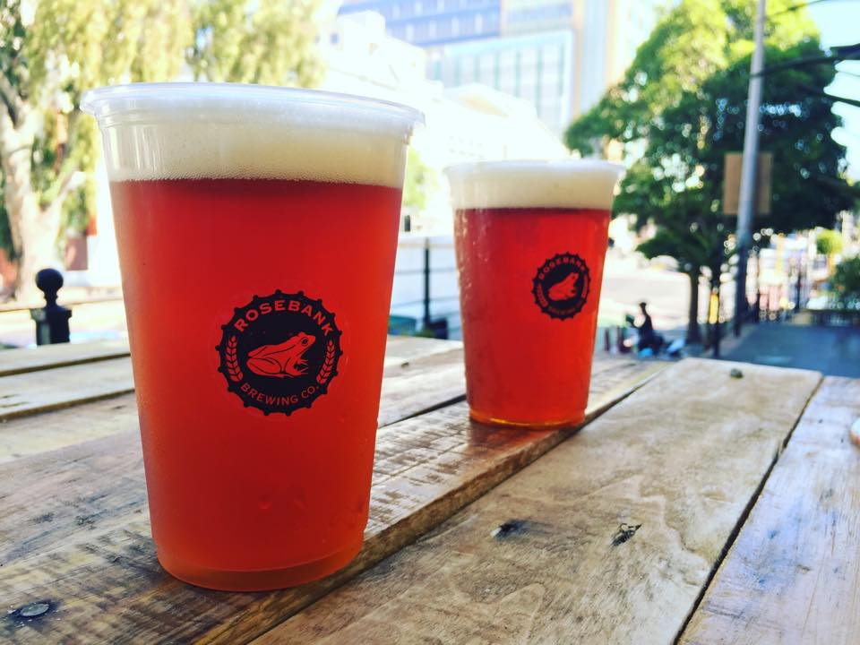 Rosebank Brewing Company on Hermanus, Craft Beer Festivals, and fish or chicken