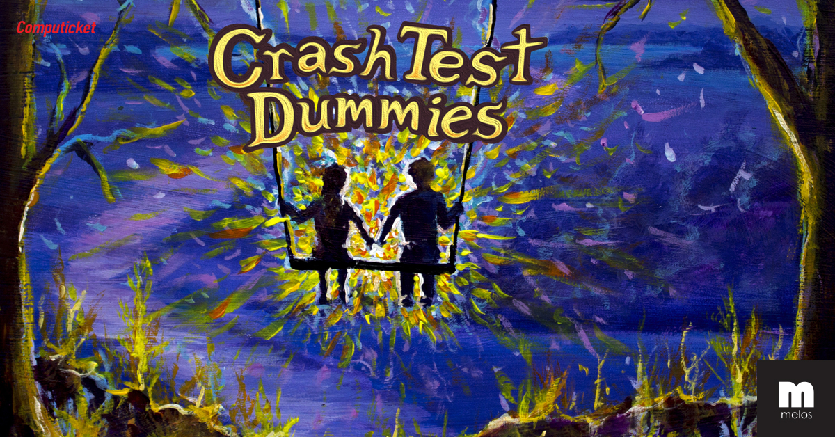 GIVEAWAY: Crash Test Dummies Tickets – PTA & CPT