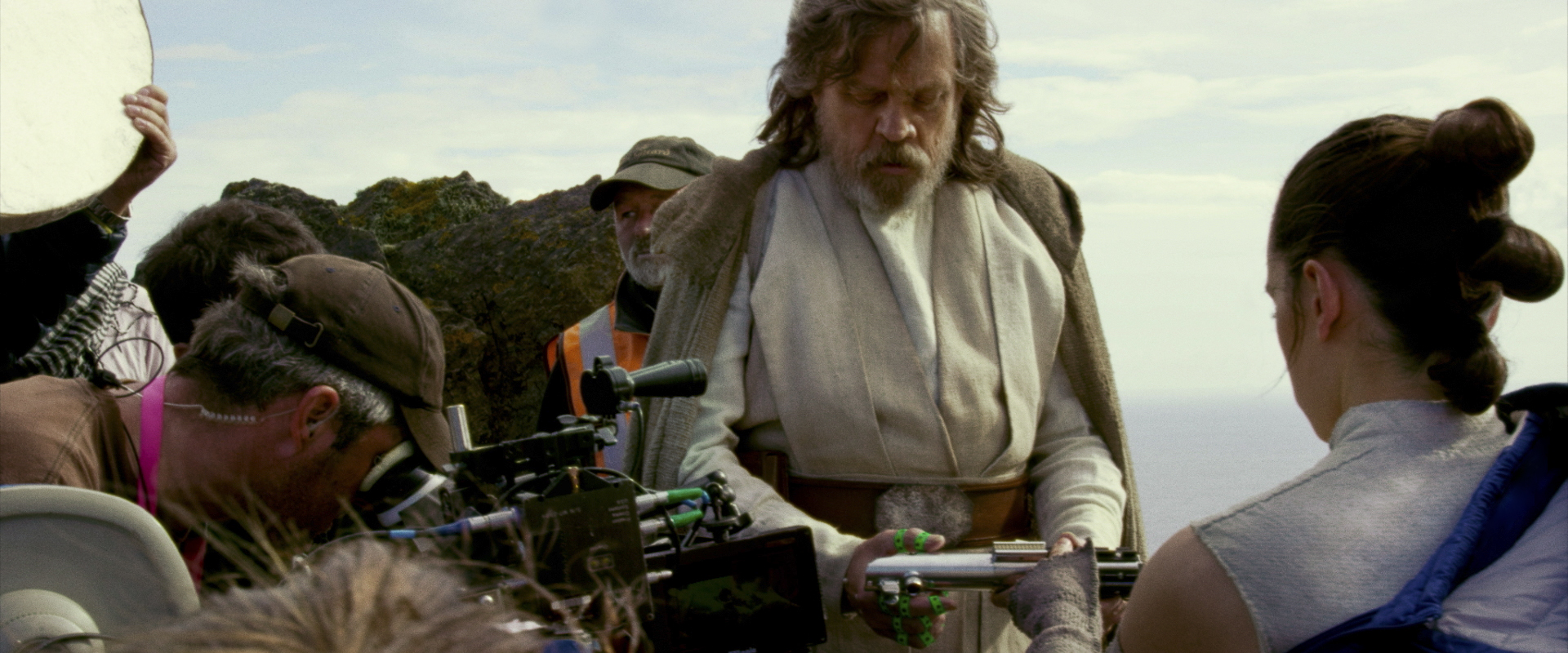 The legend of Luke Skywalker and how Star Wars: The Last Jedi is surprisingly metafictional and self-examining