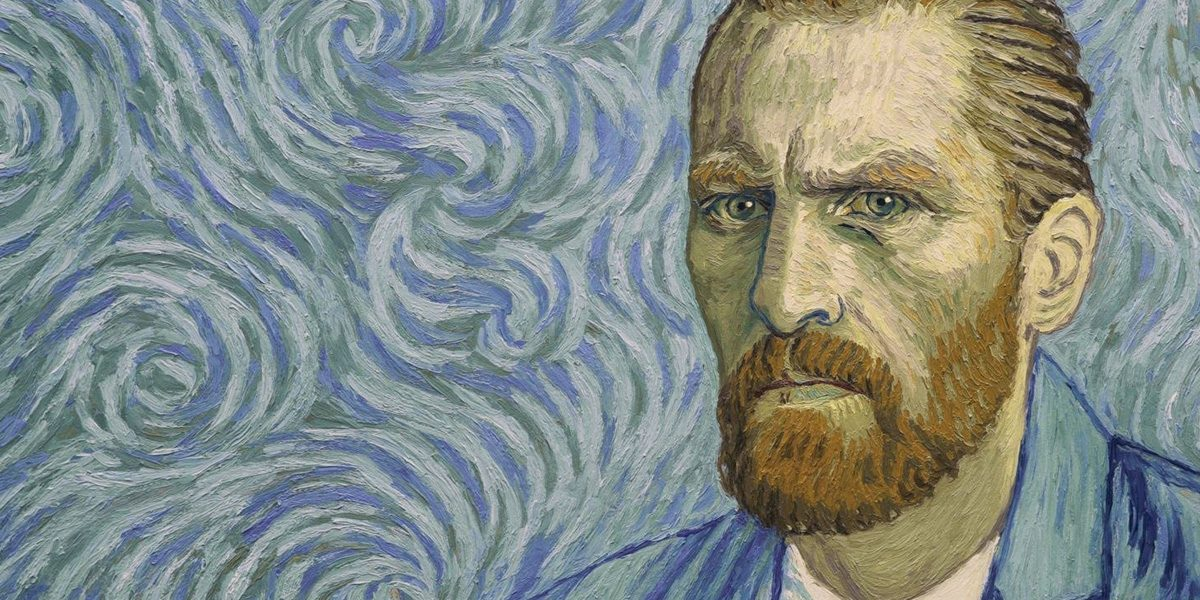Hand-painted, with love: Loving Vincent