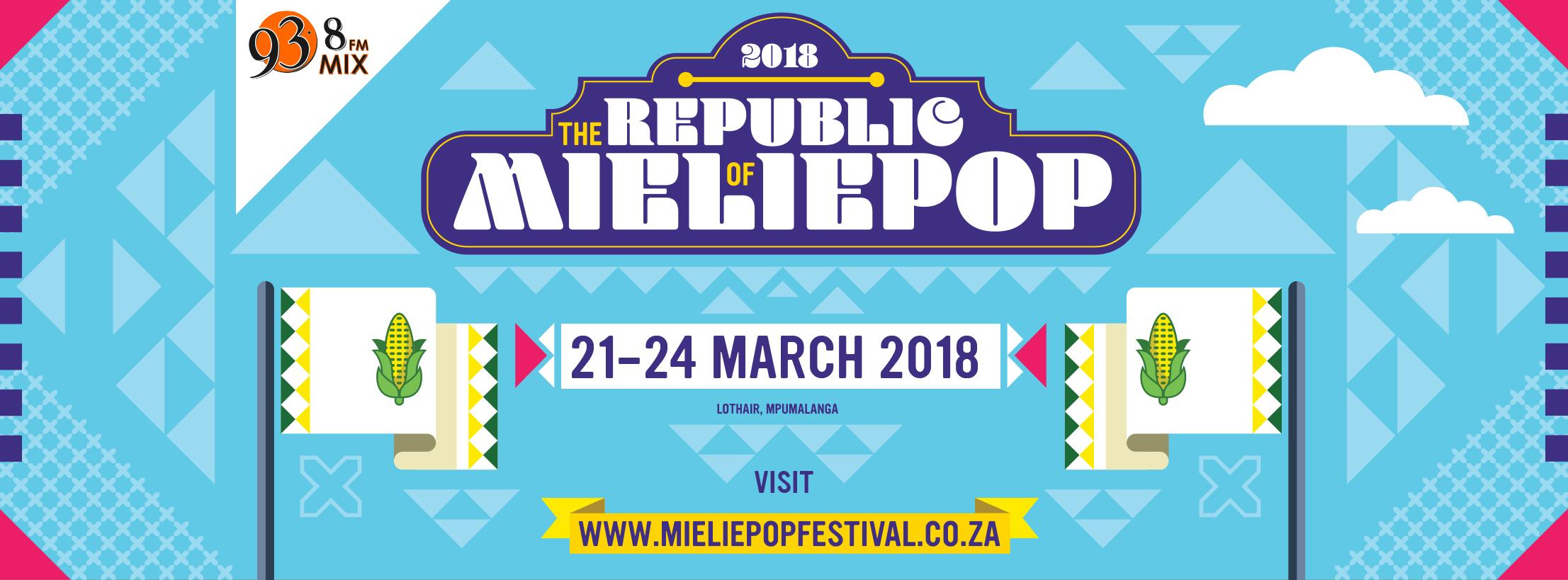 GIVEAWAY: Mieliepop 2018 tickets