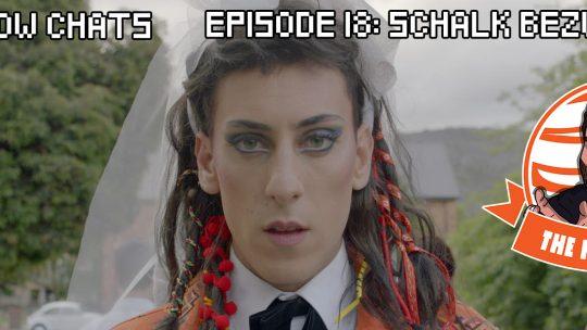 The Flow Chats 018: Schalk Bezuidenhout
