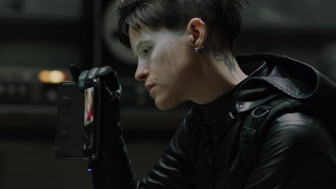 Shaken and Stirred: The Girl in the Spider's Web as a Bond replacement