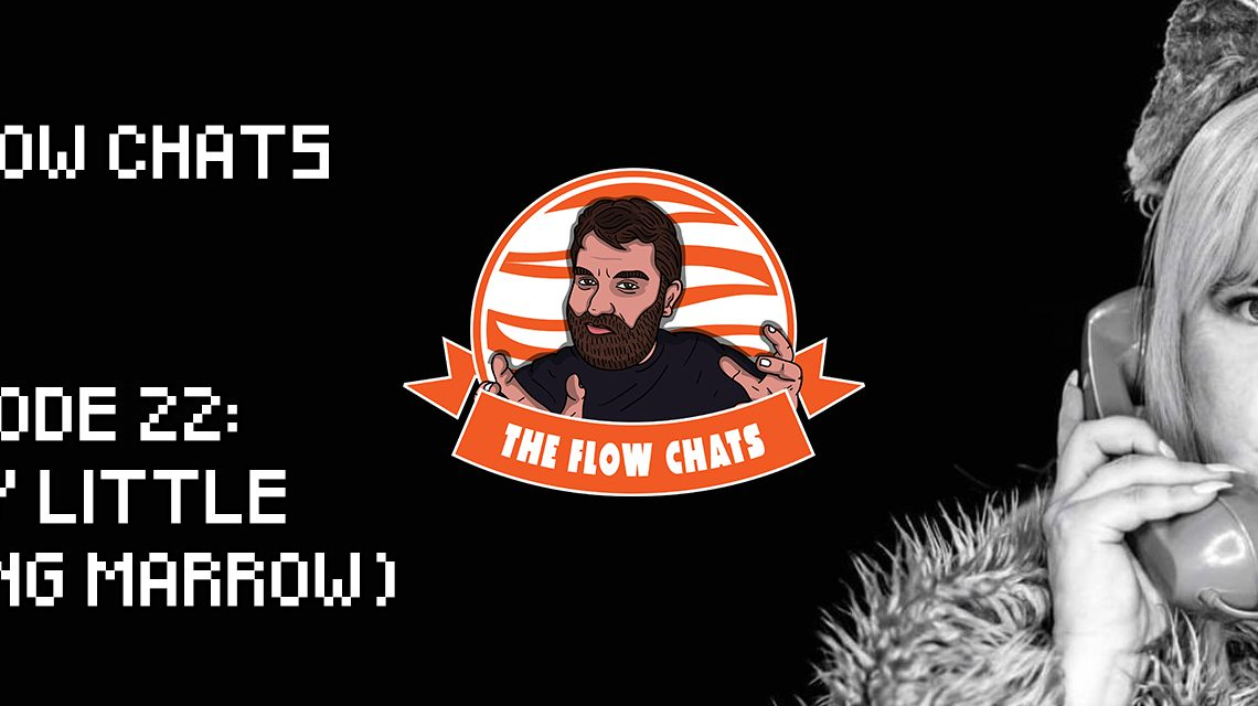 The Flow Chats 022: Sandy Little