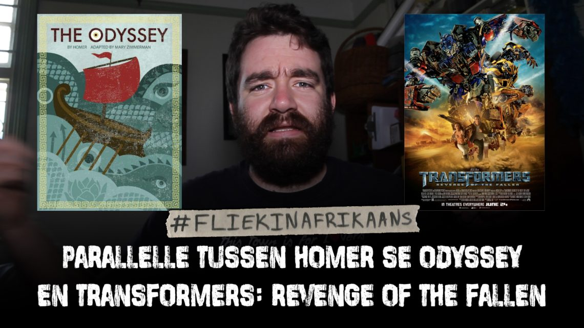 Paralelle tussen Homer se Odyssey en Transformers  Revenge of the Fallen